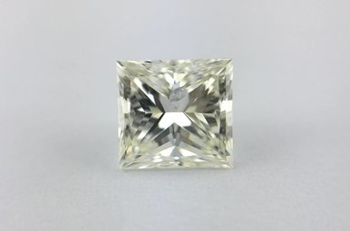 1.21ct K/SI2 Princess Cut Diamond