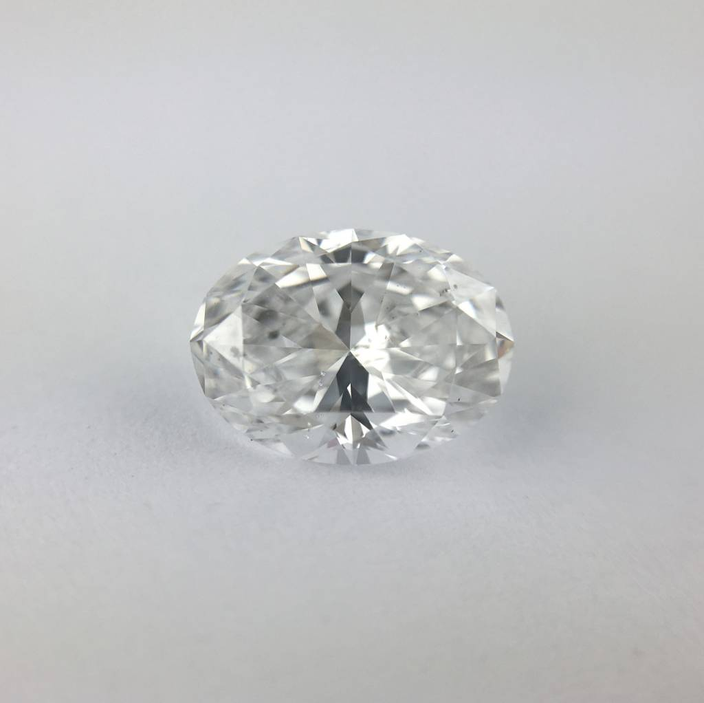 Brentwood 1.00ct D/SI1 (GIA) Oval Cut Diamond