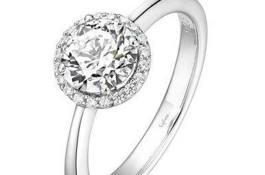 Lafonn Sim Diamond Birthstone Ring