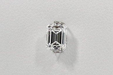 .55CT E/VVS1 GIA EMERALD CUT LOOSE DIAMOND