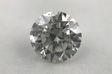 1.02ct F/I1 (GIA) Round Brilliant Cut Diamond