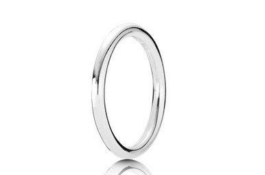 PANDORA Ring Quietly Spoken - Size 52