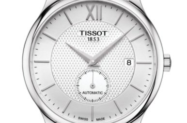 TISSOT TRADITION AUTOMATIC SMALL SECOND GENTS WATCH