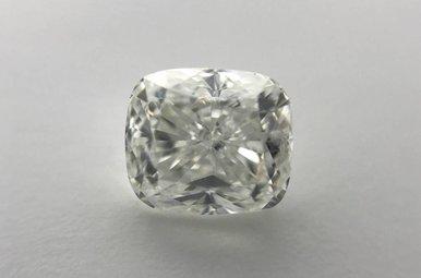 0.96ct E/SI3 (EGL USA) Cushion Cut Diamond