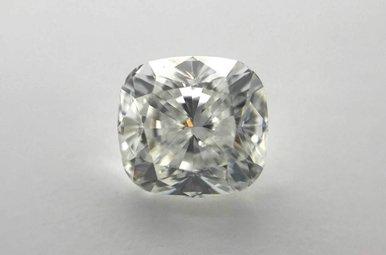 1.50ct F/SI1(GSL) Cushion Cut Diamond
