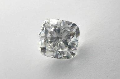 1.02ct E/SI1 (GIA) Cushion Cut Diamond