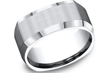 Cobalt 9mm Gents Wedding Band - Size 10