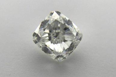 1.78ct F/SI2 (EGL USA) Cushion Cut Diamond