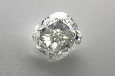 1.00ct F/SI1 (GIA) Cushion Cut Diamond