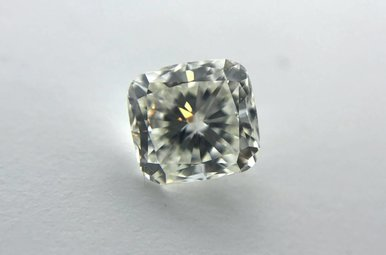 0.82ct I/VVS1 (GIA) Cushion Cut Diamond