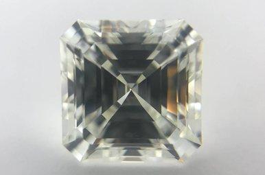 2.53ct I/VS1 (GIA) Asscher Cut Diamond