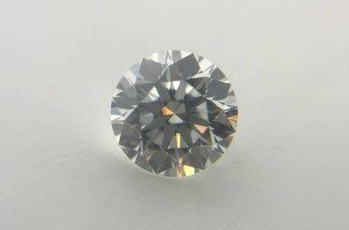 0.70ct H/VS1 Round Brilliant Cut Diamond
