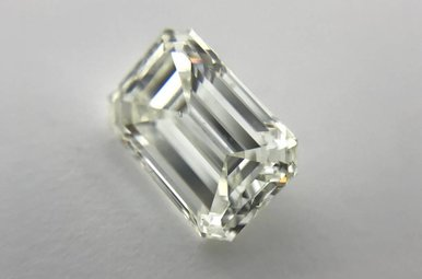 2.02ct J/SI2 (GIA) Emerald Cut Diamond