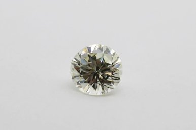 2.05ct K/I1 Clarity Enchanced Round Brilliant Loose Diamond