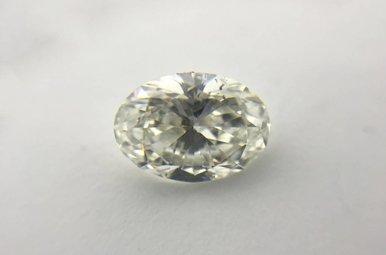 1.20ct G/SI1 Oval Cut Diamond