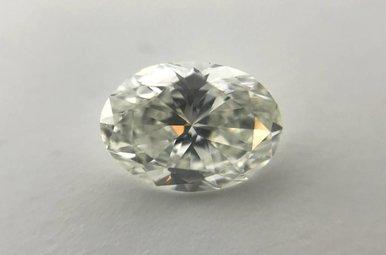 0.78ct H/VS2 (GIA) Oval Cut Diamond