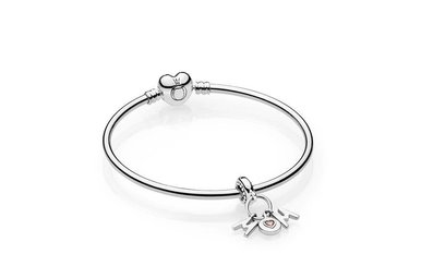 PANDORA Perfect Mom Bangle Gift Set - 19 cm / 7.5 in