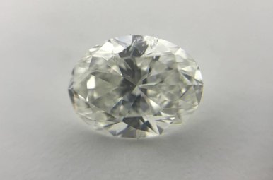 1.21ct E/SI1 (EGLUK) Oval Cut Diamond