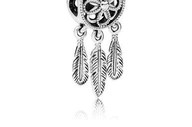 PANDORA Charm, Spiritual Dreamcatcher
