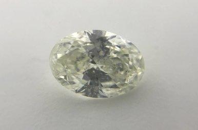 1.21ct G/SI2 IGL Oval Cut Diamond