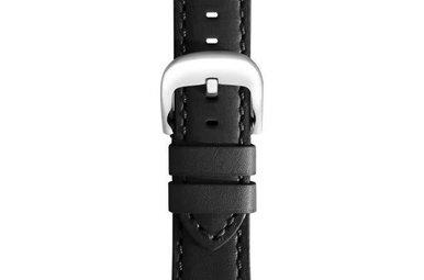 Shinola Leather Watch Strap Dark Brown 24/22XL