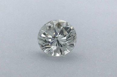 1.54ct  J/I1 Round Brilliant Cut Diamond