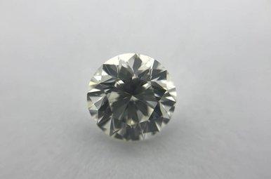 1.11ct H/SI1 (EGL USA) Round Brilliant Cut Diamond