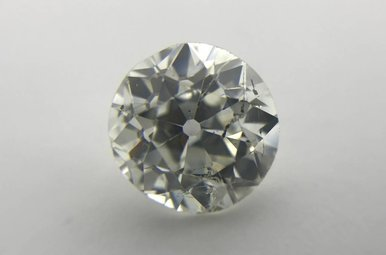 1.99ct H/SI2 (EGL USA) Old European Cut Diamond