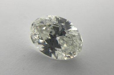 1.20ct H/SI2 (GIA) Oval Brilliant Cut Diamond