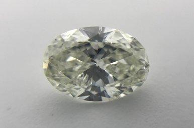 1.20ct F/SI1 (EGLHK) Oval Brilliant Cut Diamond