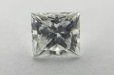 .70ct E/SI2 EGL Princess Cut Diamond
