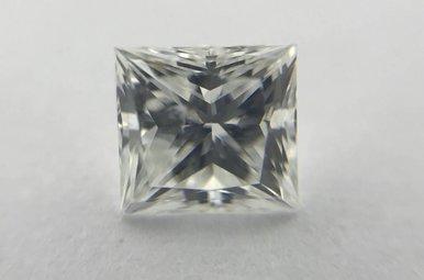 .70ct E/SI2 EGL Princess Cut Diamond