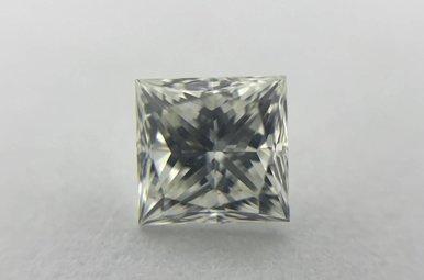 .72ct I/SI2 GSL Princess Cut Diamond