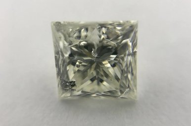 1.98ct I/I1 GSL Princess Cut Diamond