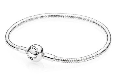 PANDORA Smooth Bracelet - 21 cm / 8.3 in