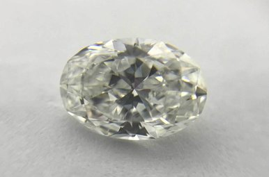 1.71ct I/SI2 (GIA) Oval Brilliant Diamond