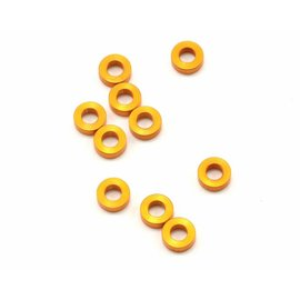 Xray XRA303123-O Aluminum Shim 3x6x2.0mm Orange (10)