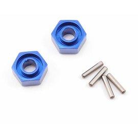 Traxxas Aluminum Hex Hubs (2)