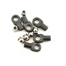 Traxxas Rod Ends & Hollow Ball Tmaxx (6)