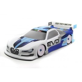 Mon-Tech Racing Evo Body 190mm Clear