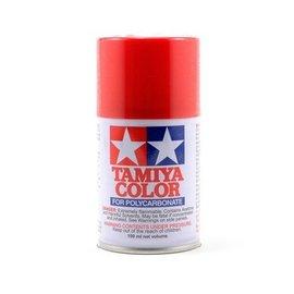 Tamiya TAM86002 PS-2 Polycarb Spray Red 3 oz