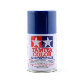 Tamiya TAM86004  PS-4 Polycarbonate Spray Blue Paint 3 oz