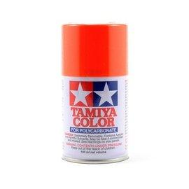 Tamiya TAM86007 PS-7 Polycarbonate Spray Orange 3 oz