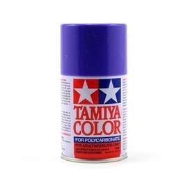 Tamiya PS-10 Polycarbonate Spray Purple 3 oz