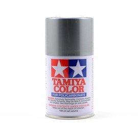 Tamiya TAM86012 PS-12 Polycarbonate Spray Silver 3 oz