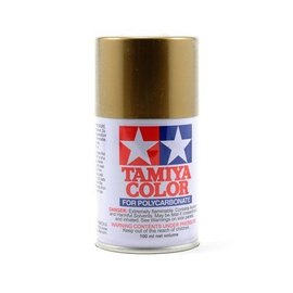Tamiya PS-13 Polycarb Spray Gold 3 oz