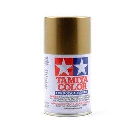 Tamiya TAM86013 PS-13 Polycarb Spray Gold 3 oz