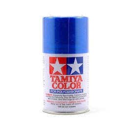 Tamiya PS-16 Polycarb Spray Metal Blue 3 oz