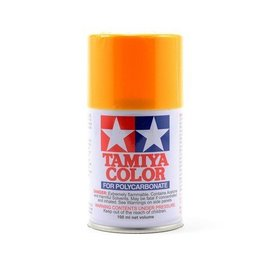 Tamiya PS-19 Polycarbonate Spray Camel Yellow 3 oz