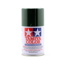 Tamiya PS-22 Polycarbonate Spray Racing Green Paint 3 oz